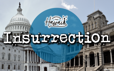 Insurrection Part 1: Congressman Ed Case Discusses the January 6th Attack on the U.S. Captiol | Transmissions from Hawaii 04